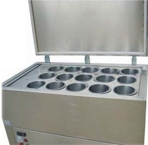 Snow Ice Machine Freezer